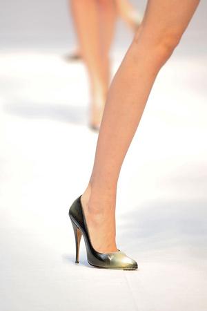 Показ Cathy Pill коллекции сезона Весна-лето 2009 года Haute couture - www.elle.ru - Подиум - фото 86200