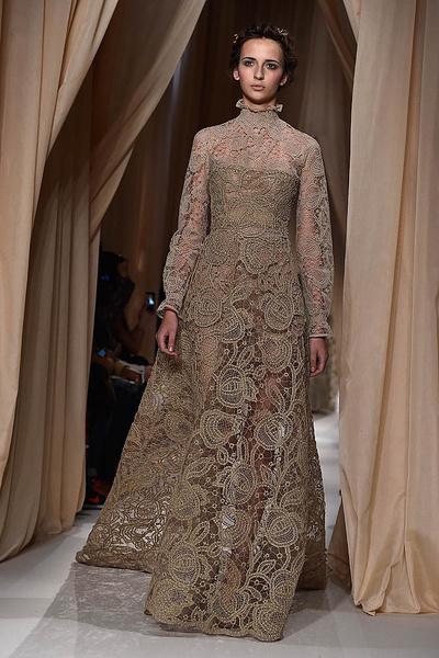 Показ Valentino Haute Couture   галерея [1] фото [6]