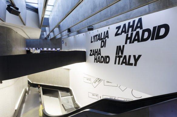 Заха Хадид в Италии