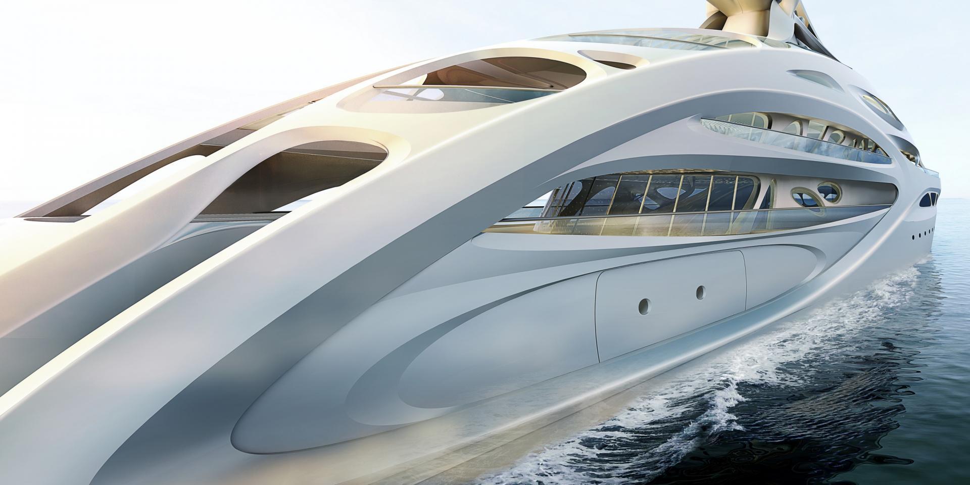 Морская прогулка: парусники и яхты от известных дизайнеров | галерея [2] фото [2]