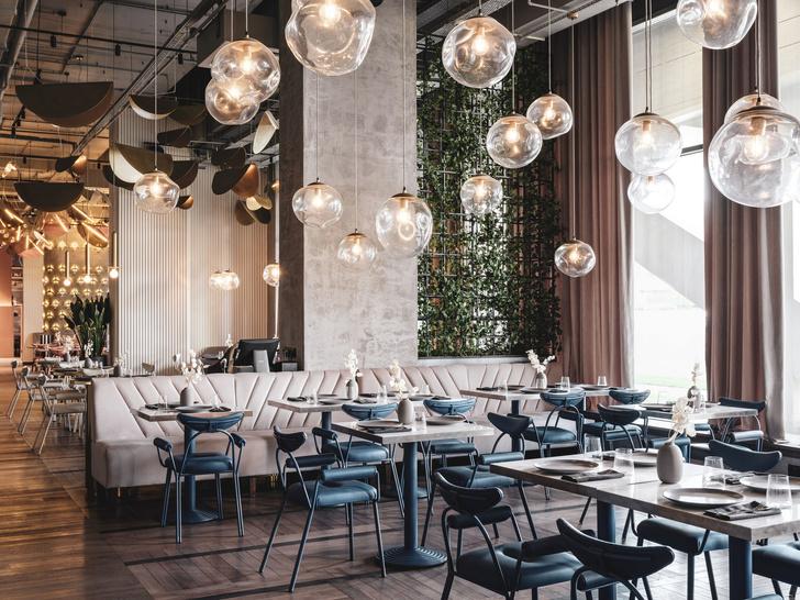 Ресторан «Полет» на Ходынском бульваре (фото 11)