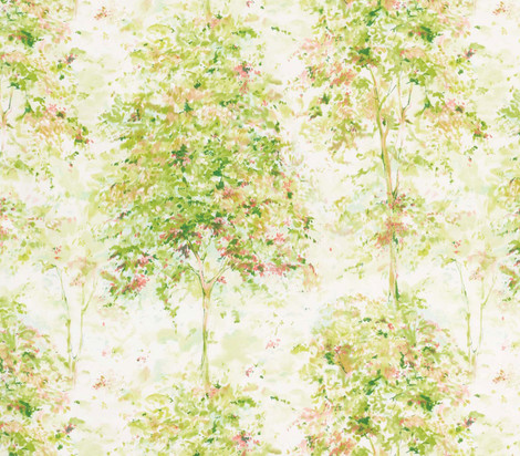 Ткань Lochwood, Nina Campbell, шоу-рум Arte Domo, салоны Fifth Avenue, DeLuxe Home Creation