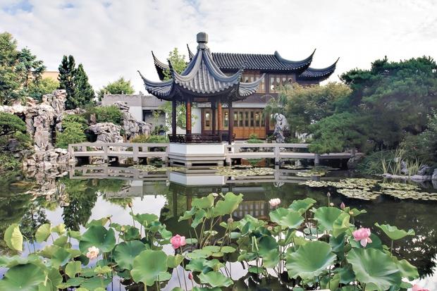 10 необычных китайских садов (фото 1)
