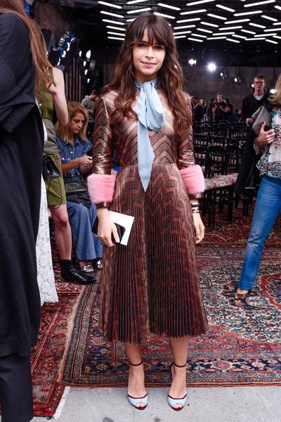 Дом Gucci представил новую круизную коллекцию 2016 | галерея [1] фото [1]