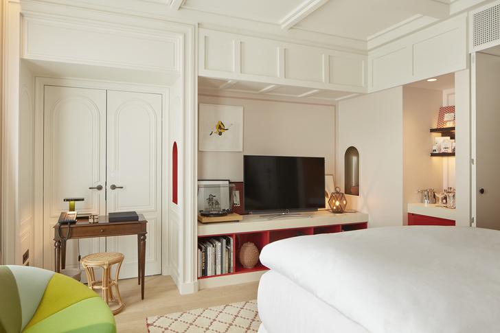 Sinner: новый отель в самом сердце Парижа (фото 14)