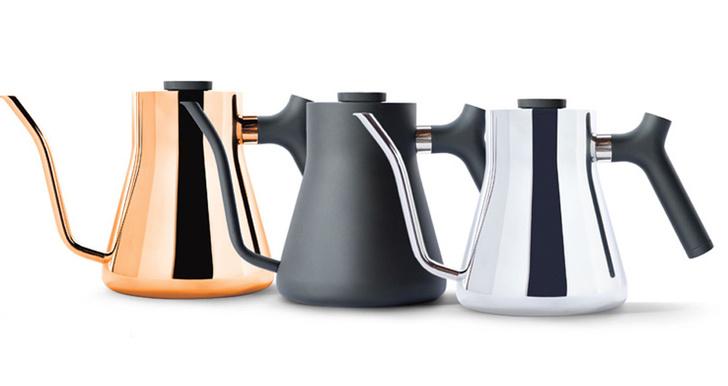 Чайник «со свистком»: неэлектрические чайники для стильной кухни (фото 8)