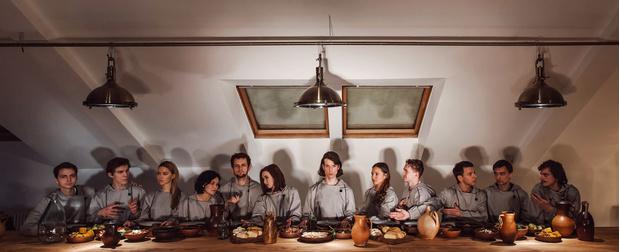 «Зеркало Карлоса Сантоса»: иммерсивный ужин для тех, кому нужна прожарка well done (фото 1)
