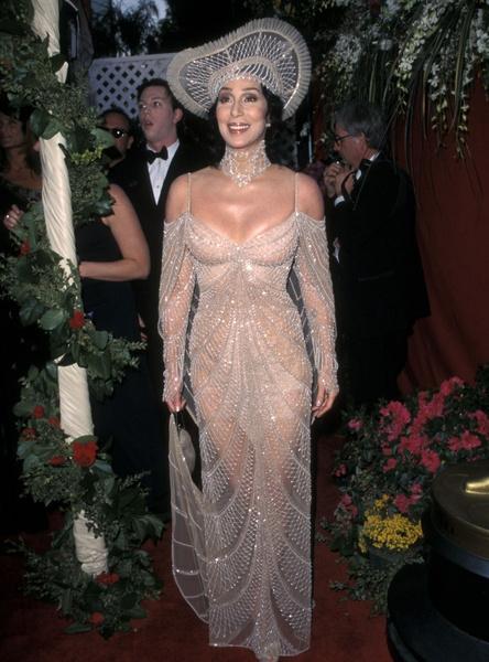 20 худших платьев за всю историю «Оскара»   галерея [1] фото [2]