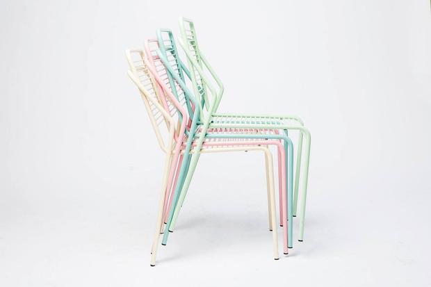 Русский дизайн: стулья от Александра Жуковского (фото 0)