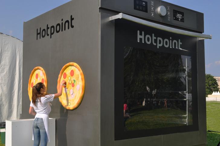 Hotpoint на Пикнике Афиши