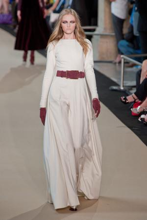 Показ Stephane Rolland коллекции сезона Осень-зима 2012-2013 года Haute couture - www.elle.ru - Подиум - фото 404094