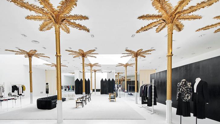 Белое золото: новое дизайн-пространство в Барселоне (фото 0)