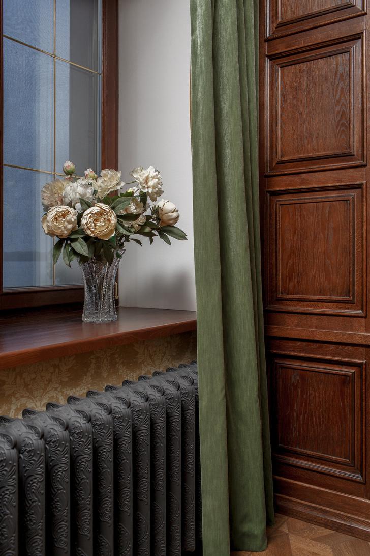 Квартира 180 м² в Самаре в стиле английской классики (фото 21)