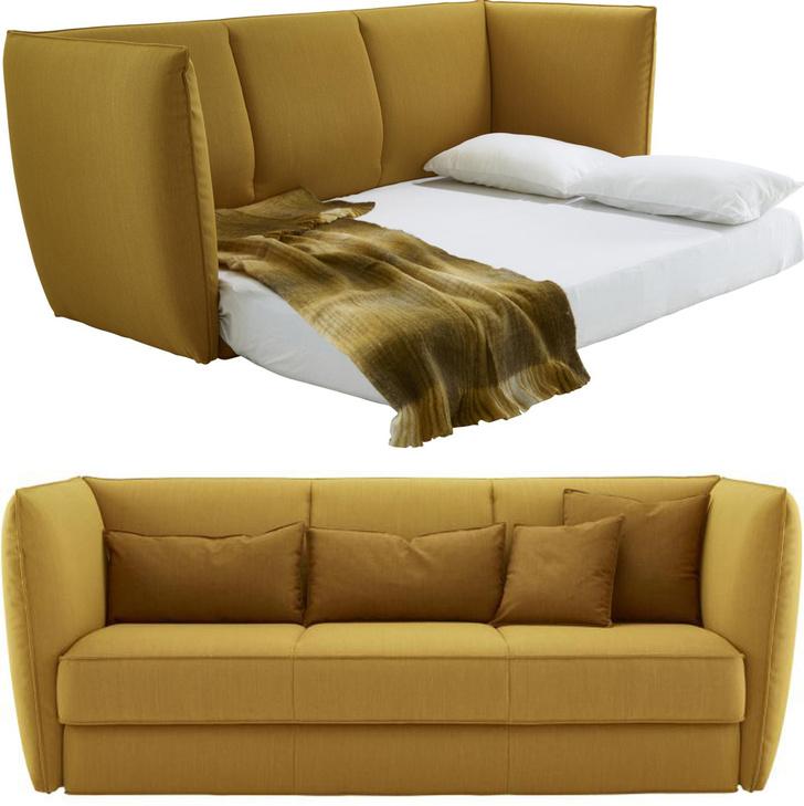 Топ-10: Лучшие диваны-кровати для нежданных гостей (фото 1)
