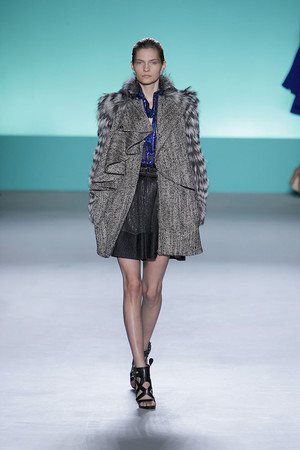 Показы мод Matthew Williamson Осень-зима 2010-2011 | Подиум на ELLE - Подиум - фото 2790