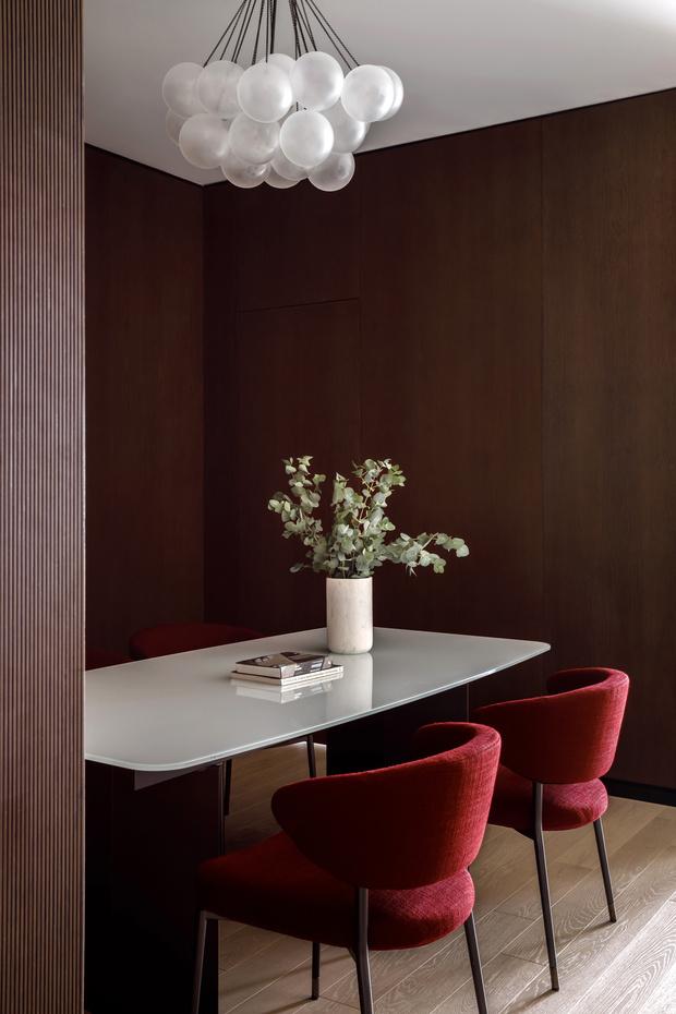 Лаконичная квартира 88 м² в Москве для молодой семьи (фото 8)