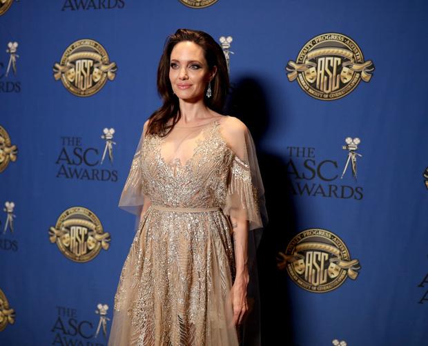 Как принцесса: Анджелина Джоли затмила всех на ACS Awards (фото 8)