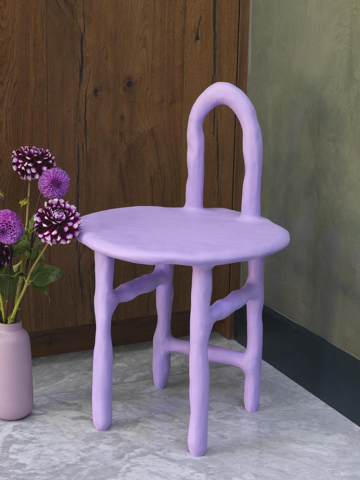 Причудливая мебель от Райана Белли (фото 5)