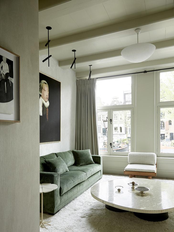 Большое плавание: квартира в Амстердаме (фото 2)