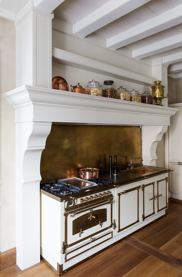 Кухня. Кухонный блок, Restart.