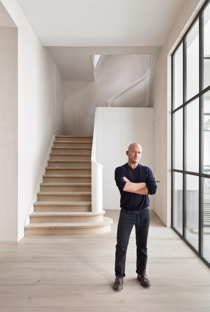 20 оттенков черного: самые стильные мужчины в мире архитектуры и дизайна
