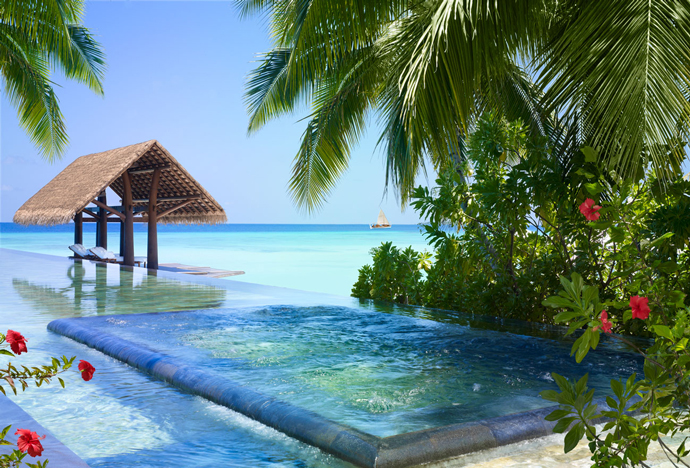 One & Only Reethi-Rah, атолл Мале, Мальдивы
