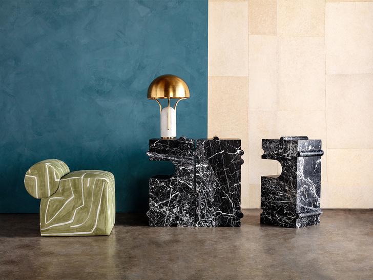 Новая коллекция мебели и света от Келли Уэстлер (фото 4)