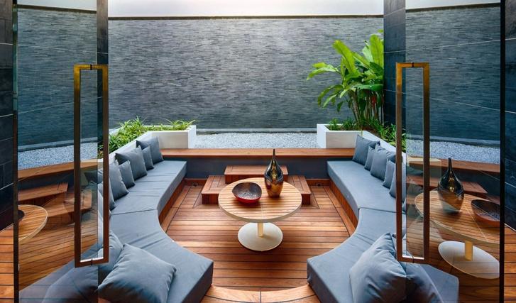 Отель Iniala Beach House на берегу Андаманского моря (фото 11)