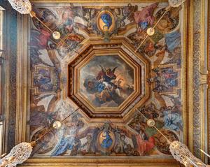 50 лет со дня открытия дворца Во-ле-Виконт (фото 11.2)