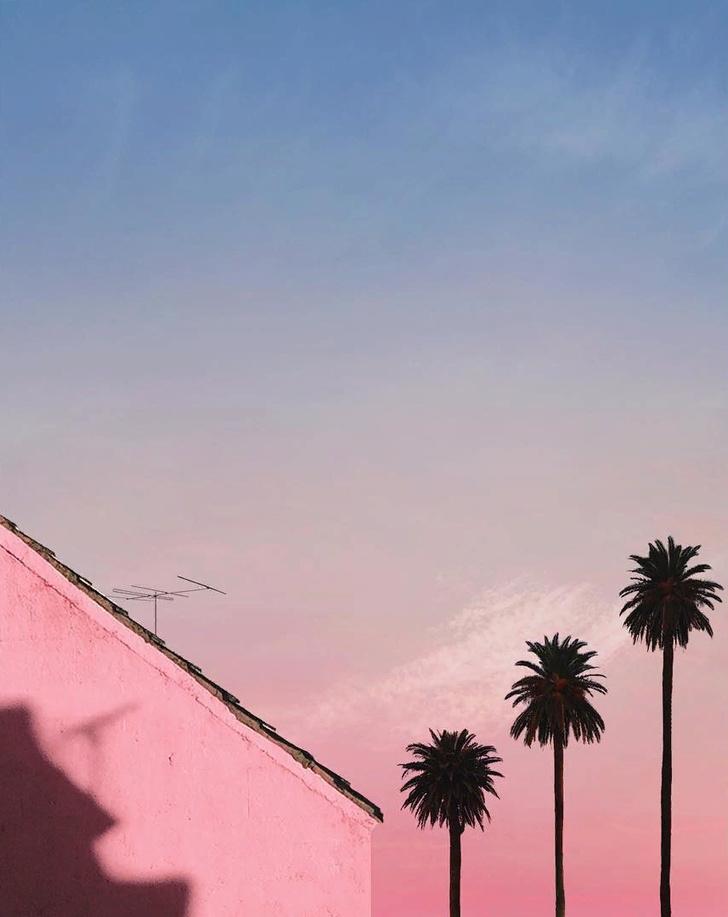 Инстаграм недели: розовое лето Андрия Дариуса Панкрази (фото 4)