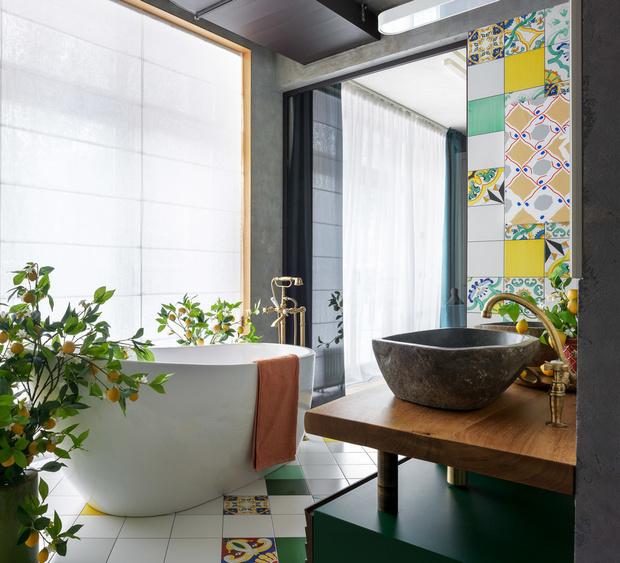 Тренды 2020: дизайн ванной комнаты (фото 5)