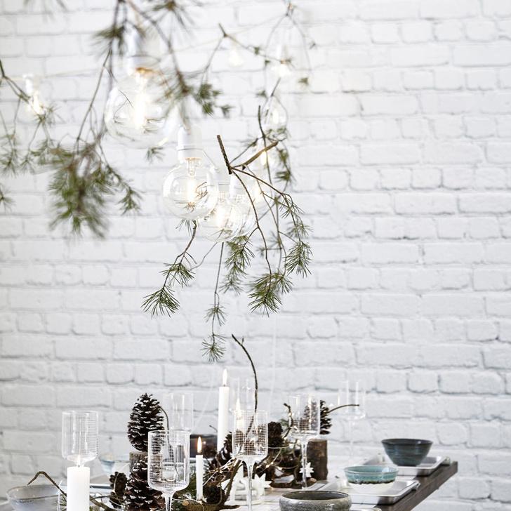 Как украсить дом к Новому году без елки (фото 30)