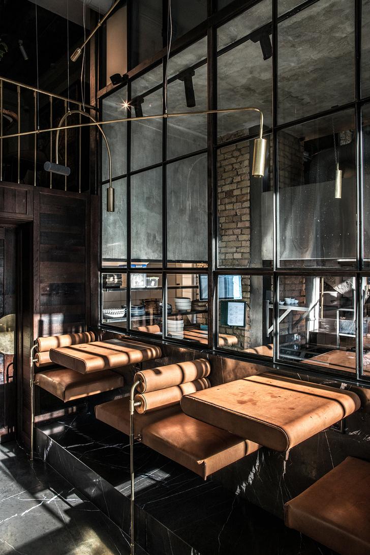 Вьетнамский ресторан в Киеве по проекту YOD Design Lab (фото 8)