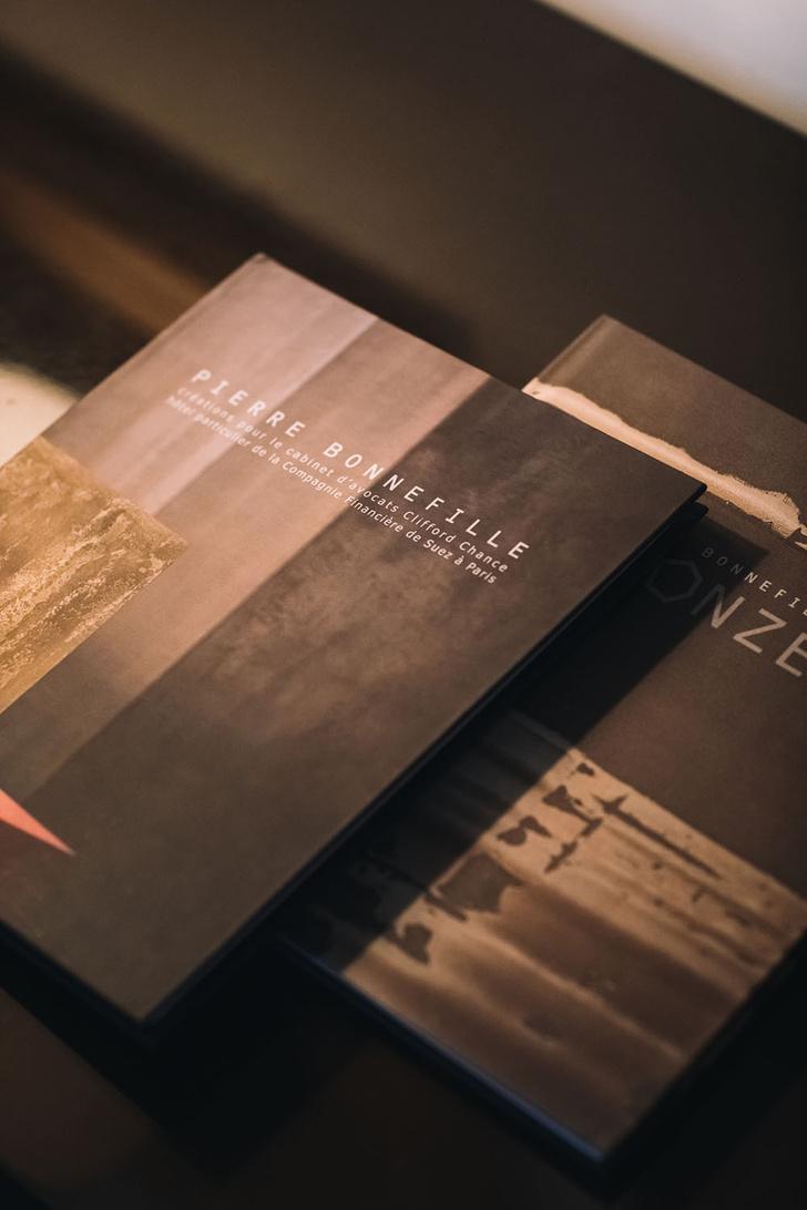 Выставка Пьера Бонфия