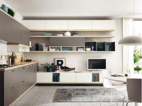 Кухня Foodshelf – новый проект дизайнера Ора Ито для Scavolini   галерея [1] фото [6]