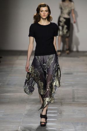 Показы мод Michael van der Ham Осень-зима 2012-2013 | Подиум на ELLE - Подиум - фото 1561