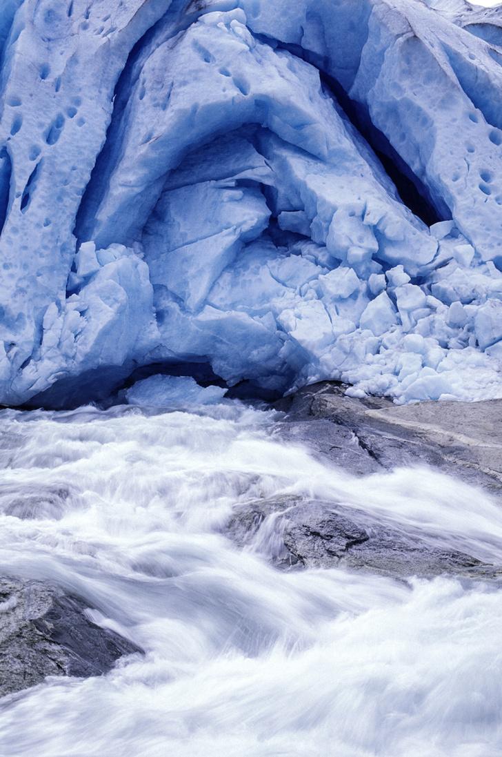 Ледник Юстедальсбреен