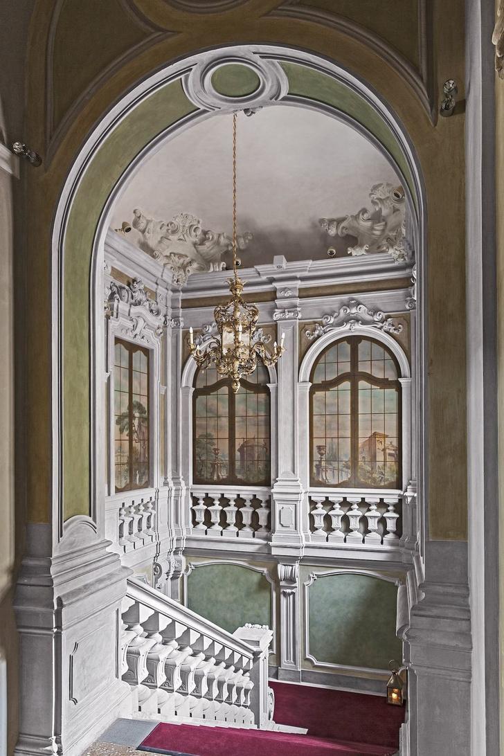 Эпоха возрождения: шоу-рум Fendi Casa (фото 6)
