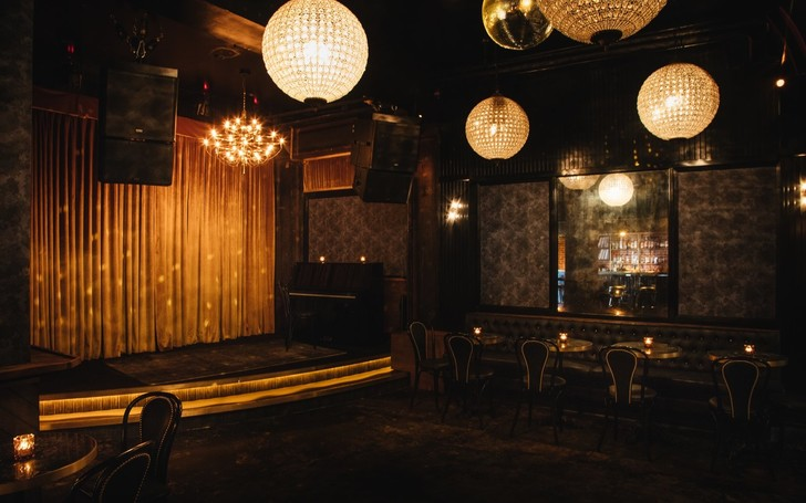 Gold Diggers: бутик-отель, бар и студия звукозаписи (фото 12)