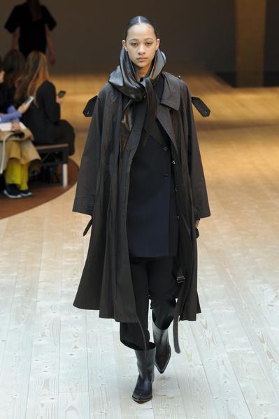 Модные пальто осень 2017 | галерея [3] фото [5]