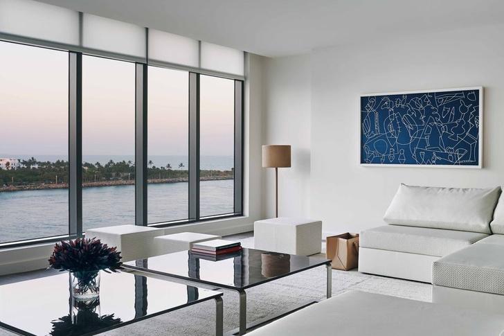 Квартира в Майами-Бич: интерьер от Bottega Veneta (фото 5)