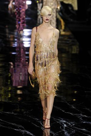 Показы мод Louis Vuitton Весна-лето 2011 | Подиум на ELLE - Подиум - фото 2469
