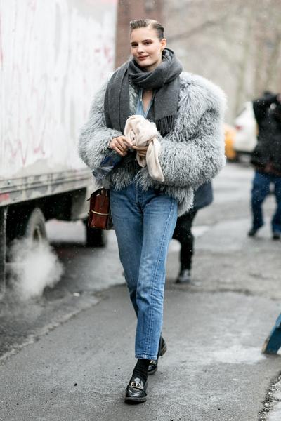 7 способов выглядеть как жительница Нью-Йорка | галерея [7] фото [2]