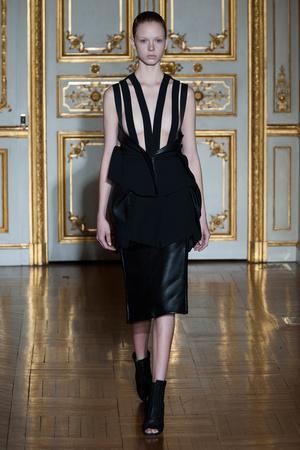 Показ Rad Hourani коллекции сезона Весна-лето 2014 года Haute couture - www.elle.ru - Подиум - фото 575270
