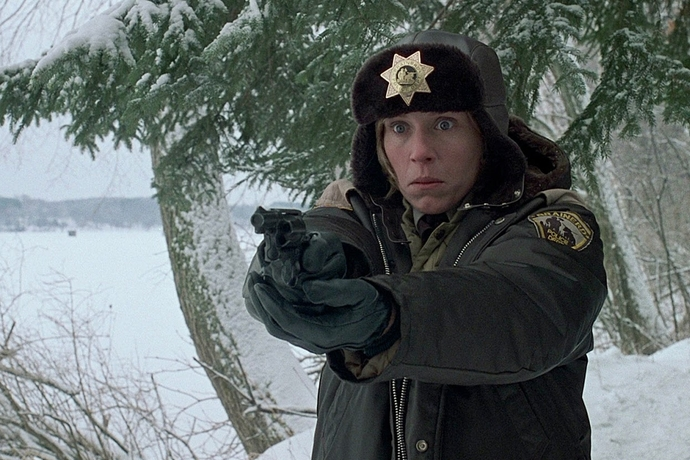 №6. «Фарго» (Fargo), 1996