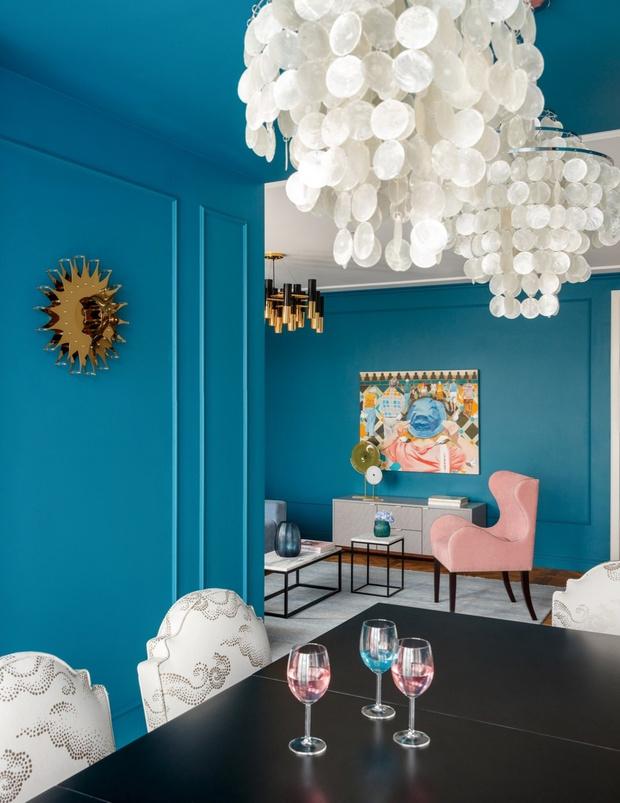 Надя Зотова: базовый интерьер гостиной (фото 16)