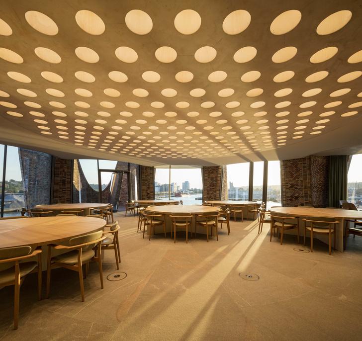 Первый архитектурный проект художника Олафура Элиассона (фото 11)