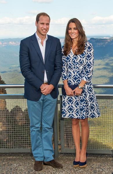 Итоги года 2014: лучшие фото Кейт Миддлтон и принца Уильяма | галерея [1] фото [10]