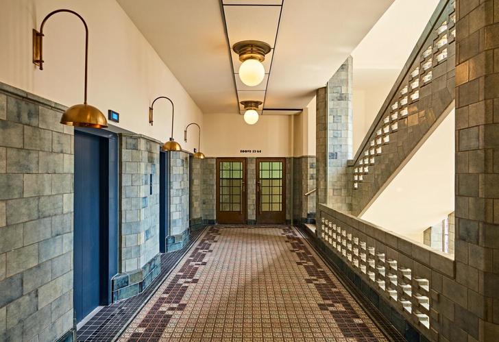 Бутик-отель Soho House в Амстердаме (фото 8)