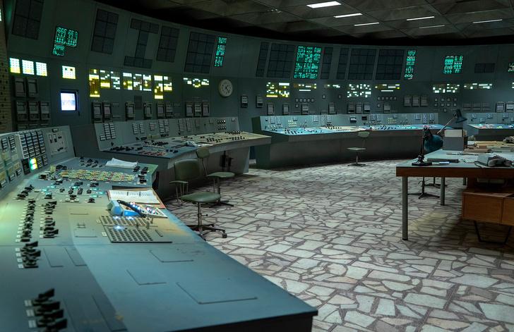 Где и как снимали сериал «Чернобыль» (фото 0)